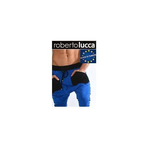 ROBERTO LUCCA Spodnie Home & Sport RL150S0249 00130 - sprawdź w DESSUE