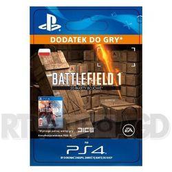 Battlefield 1 - 20 Pakiety Bojowe [kod aktywacyjny] - sprawdź w wybranym sklepie