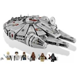 Star Wars MILLENNIUM FALCON 7965 marki Lego z kategorii: klocki dla dzieci