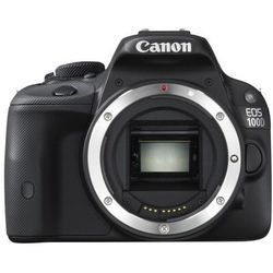 Canon EOS 100D, aparat fotograficzny