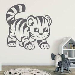 Szablon malarski dla dzieci tygrysek 2406
