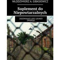 Suplement do Niepowtarzalnych (9788381048583)