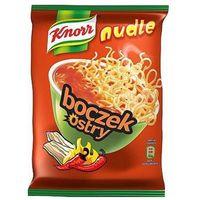 KNORR 63g Nudle Boczek Ostry zupa