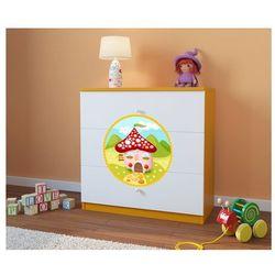 Komoda dziecięca babydreams domek kolory negocjuj cenę marki Kocot-meble