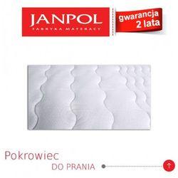 Janpol Pokrowiec na materac jersey do prania - , rozmiar - 80x200 cm - negocjuj ceny