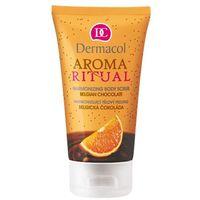 Dermacol  aroma ritual harmonizing belgian chocol kosmetyki damskie - peeling do ciała150ml - 150ml