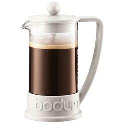 Zaparzacz do kawy brazil, 3 fliliżanki, 0.35 l, biały