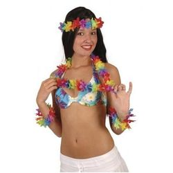 Kwiaty hawajskie zestaw od producenta Aster