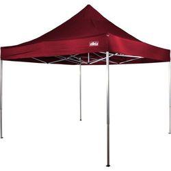 Namiot ogrodowy STILISTA automatyczny 3x3 m - czerwony burgundowy