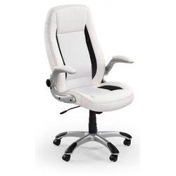 Fotel gabinetowy Cubot - biały, V-CH-SATURN-FOT-BIAŁY