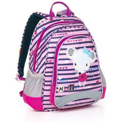 Plecak do przedszkola Topgal CHI 838 H - Pink - produkt z kategorii- Tornistry i plecaki