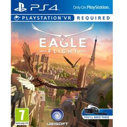 Eagle Flight VR, gra PlayStation4