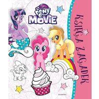 My Little Pony The Movie Księga zagadek - Jeśli zamówisz do 14:00, wyślemy tego samego dnia. Darmowa dosta
