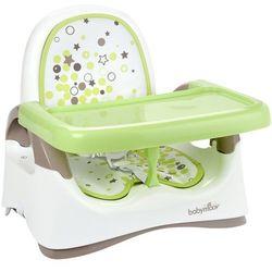 Babymoov Krzesełko do karmienia  a009006 kompaktowe składane migdałowo-szary