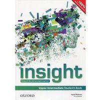 Insight Upper-Intermediate Students Book (Ministry Approved) (Poland) (144 str.)