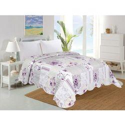 Jahu my House Narzuta na łóżko Kwiaty 220x240 cm