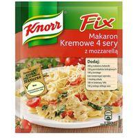 fix 45g kremowe 4 sery z mozzarellą marki Knorr
