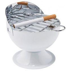 Kare design  popielniczka barbecue biała - 36061b