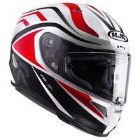 KASK HJC R-PHA-11 VERMO BLACK/WHITE/RED