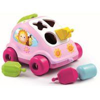 Smoby Zabawka  cotoons samochód sorter