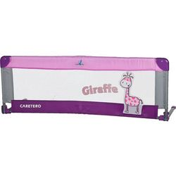 Barierka ochronna do łóżka  safari (purple) od producenta Caretero