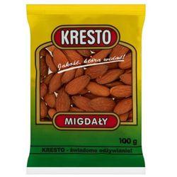 Migdały Kresto 100 g, towar z kategorii: Bakalie, orzechy, wiórki