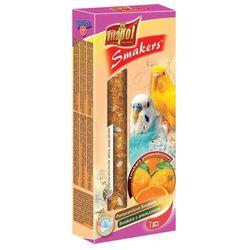 Vitapol Smakers pomarańczowy kolby dla papużki falistej 2szt/90g