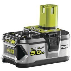 Ryobi Akumulator  rb18l50 18v 5.0 ah lithium+, kategoria: pozostałe narzędzia elektryczne