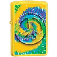 Zapalniczka ZIPPO Peace, Lemon Matte (Z24895) - sprawdź w wybranym sklepie
