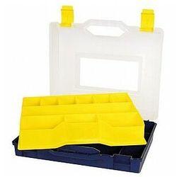 - organizer na końcówki, elektronikę, śrubki itp. - 385 x 290 x 130 mm marki Tayg