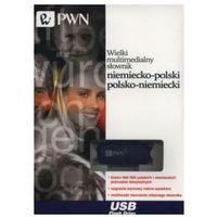 Wielki multimedialny słownik niemiecko-polski polsko-niemiecki Pendrive