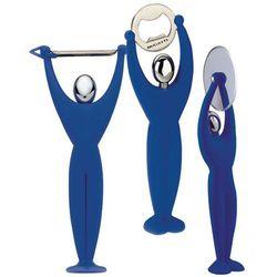 Casa bugatti - gym zestaw 3 przyborów - niebieski