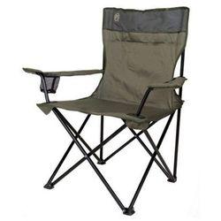 Krzesło turystyczne standard quad zielony marki Coleman