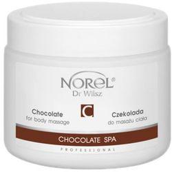Norel (Dr Wilsz) CHOCOLATE SPA CHOCOLATE FOR BODY MASSAGE Czekolada do masażu ciała (PB234) ()
