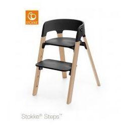 Stokke Krzesełko ® steps™ black/ natural