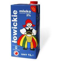 Mlekpol Mleko łowickie 1l. 2% op.12