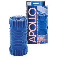 Masturbator grip blue | 100% dyskrecji | bezpieczne zakupy marki Apollo