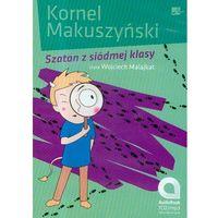 Szatan z siódmej klasy. Książka audio CD MP3 (ISBN 9788360313268)
