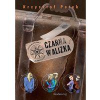 Czarna walizka, Krzysztof Petek