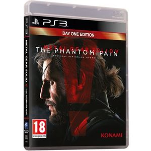 Metal Gear Solid 5 The Phantom Pain (PS3)