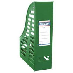 Pojemnik ażurowy na dokumenty DONAU, PP, A4, składany, zielony, 7464001PL-06