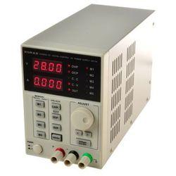 Zasilacz laboratoryjny KORAD KA3005D 30V 5A pami?? 5 profili zasilania (transformator elektryczny)