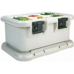 Termos na żywność 1/1-150 cm szary 64x26x43,5 cm - CAMBRO kod: UPCS160, UPCS160