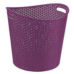 Koszyk My Style okrągły fioletowy