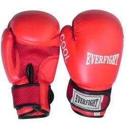 Rękawice bokserskie COOL 8oz red z kategorii Rękawice do walki