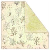 Creativehobby Ozdobny papier loft herbs 30,5x30,5 cm - oregano - ore