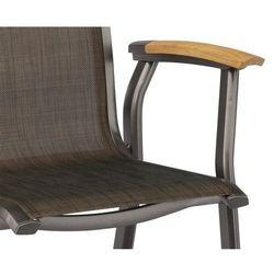 Krzesło ogrodowe sztaplowane Kettler AVANCE Antracyt - produkt dostępny w ACTIVEMAN