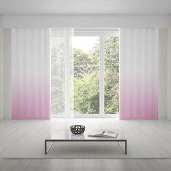Zasłona okienna na wymiar - LIGHT PINK - KOLOR 150 CM