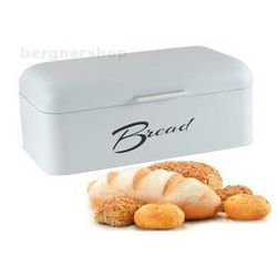 Chlebak stalowy salvador biały mat duży marki Tadar