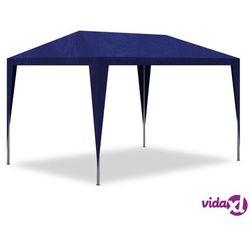 Vidaxl namiot ogrodowy, imprezowy 3x3, niebieski